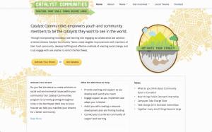 catalystcommunitites