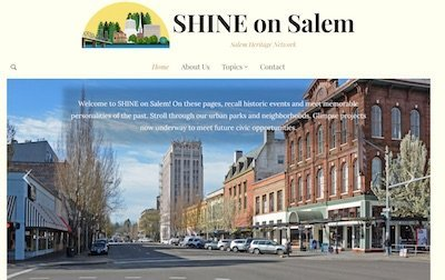 Shine on Salem