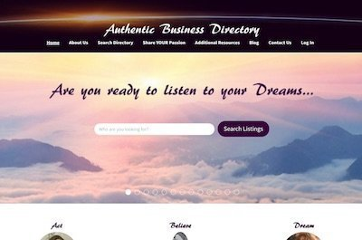 Authentic Business Directory