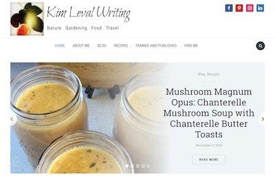 Kim Leval Writing