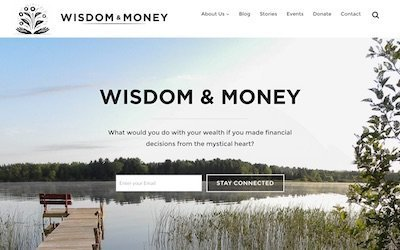 Wisdom and Money