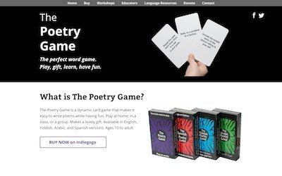 The Poetry Game