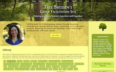 Tree Group Facilitation