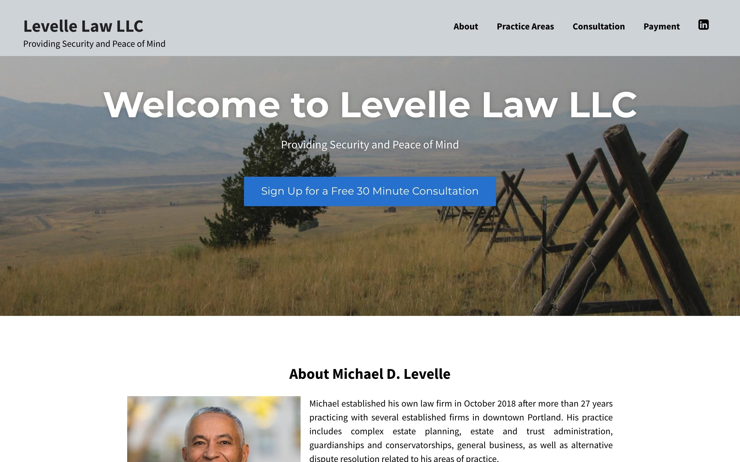 Levelle Law